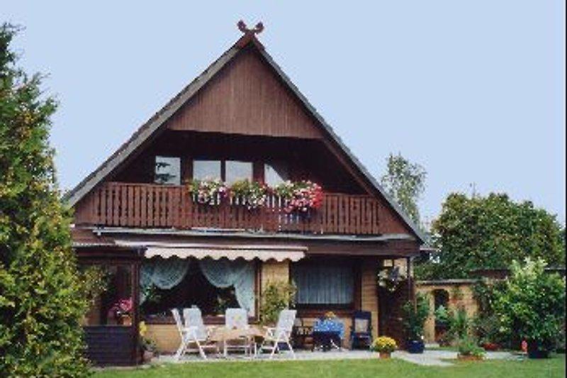 Ferienhaus Winsen****SÜDANSICHT