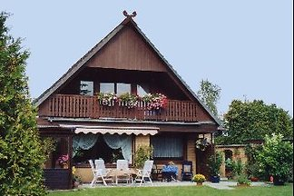 Ferienhaus im grünen Süden Hamburgs