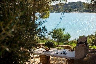 Ferienhaus Sardinien 10 mt. Strand!