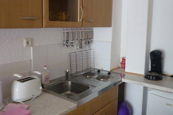 ferienwohnung sikora appartamento in binz affittare. Black Bedroom Furniture Sets. Home Design Ideas