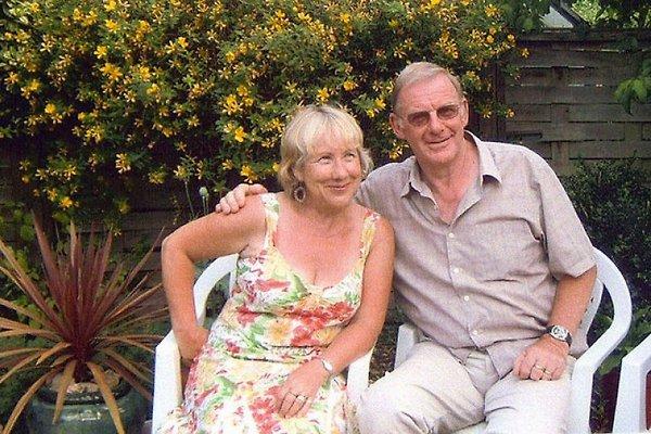 Mr. and Mrs. W. Darwen