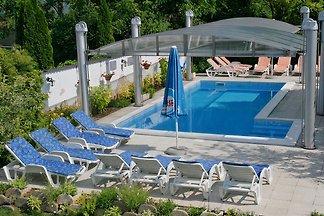 Ferienhaus Csorba mit Pool