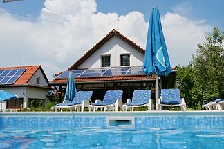 Holiday home with pool in Siofok