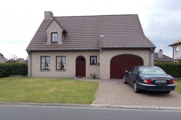 Landhaus Bredene à Bredene - Image 1
