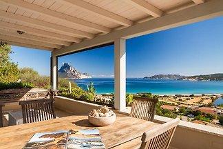 Maison mt.250 plage panoramiqu