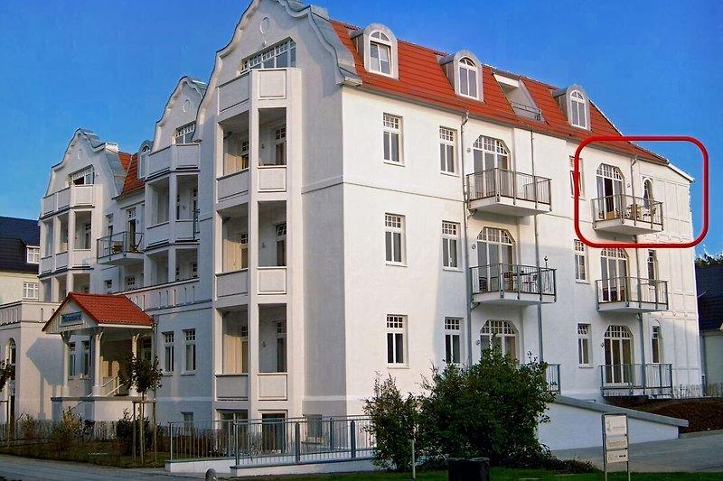 Appartementhaus Miramare 24 en Kühlungsborn - imágen 2