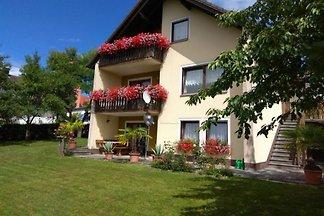 Ferienwohnung Birgland -Gartenblick