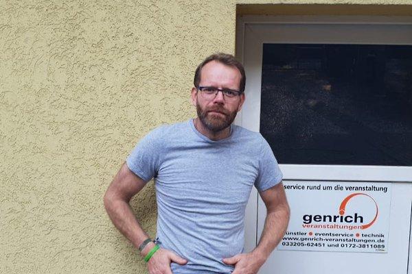 Mr. O. Genrich