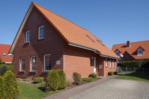 Friesenhaus Heike in Norddeich, Norden - immagine 1
