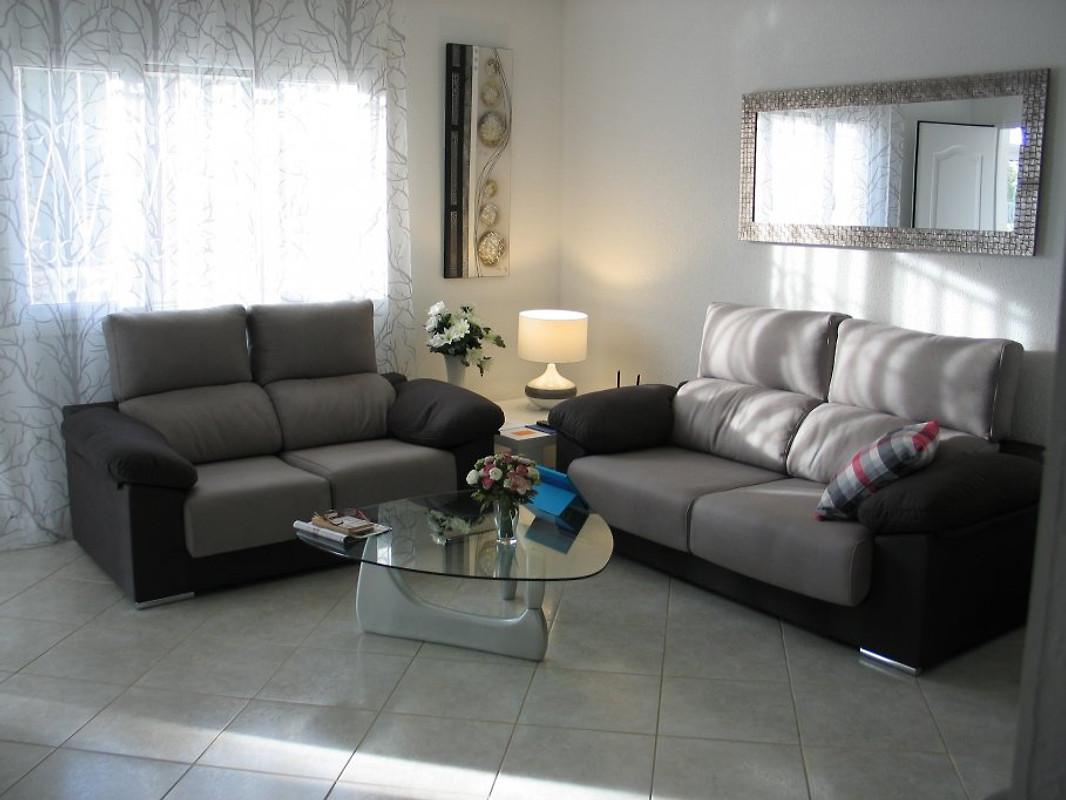 casa palmeras ferienhaus in l 39 ametlla de mar mieten. Black Bedroom Furniture Sets. Home Design Ideas
