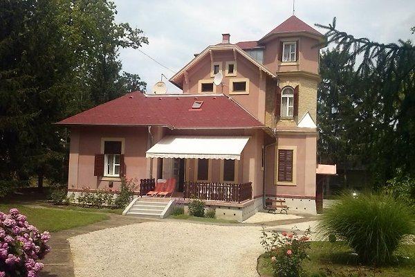 Gabi villa en Balatonfenyves - imágen 1