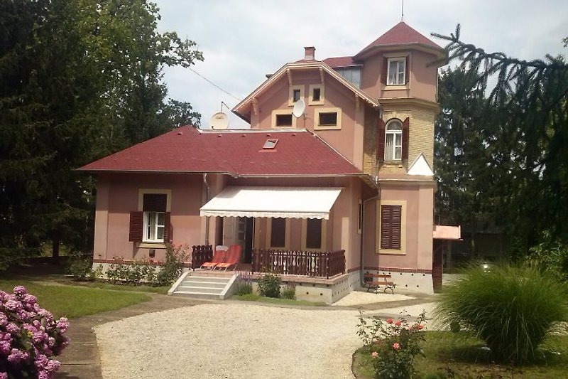 Gabi villa in Balatonfenyves - Bild 2
