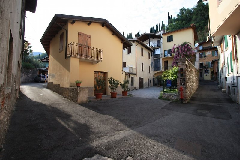 Ferienhaus Casa Marsilva, mit Privathof (Hof mit hellen Kieselsteinen)