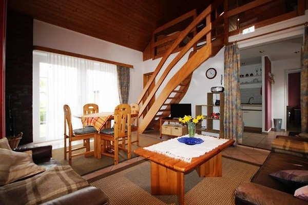landhaus kaperei maisonette ferienhaus in carolinensiel mieten. Black Bedroom Furniture Sets. Home Design Ideas