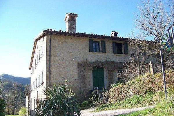Ca Bartoli - Casa Grande in Apecchio - Bild 1