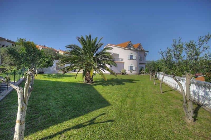 Garten - Villa Buric