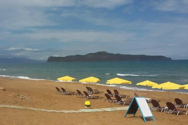 Appartement Beach Pavlakis  à Stalos - Image 1