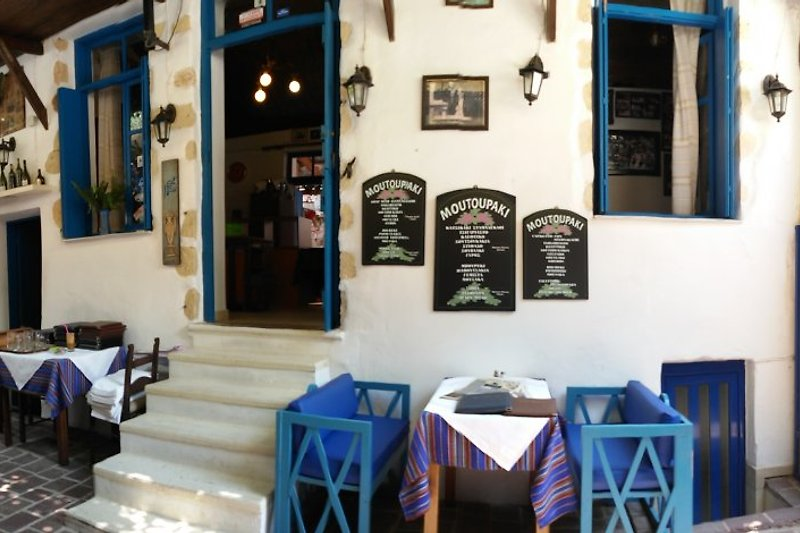 Taverne in Chania