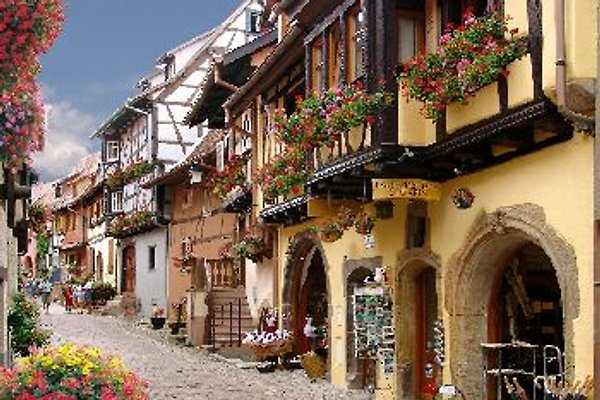 La Légende des 2 pierres en Eguisheim -  1