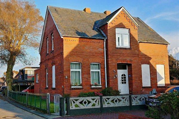 Haus Dina Sillus 1 in Borkum - immagine 1