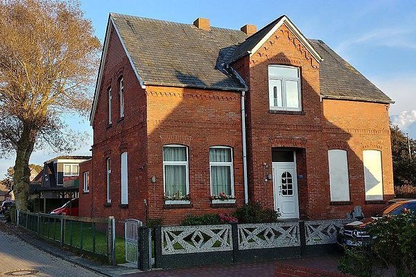 Haus Dina Sillus 2 in Borkum - immagine 1