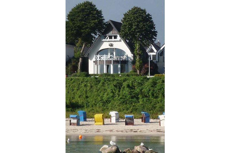 Ihr Ferienhaus direkt an der Ostsee