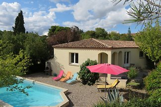 VILLA LA GUIGNE-PRIVATPOOL -WIFI