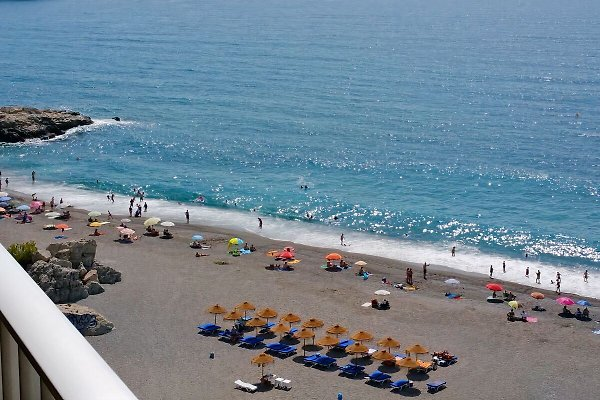 Elomar - vacation rentals on the beach  in Almuñécar - picture 1