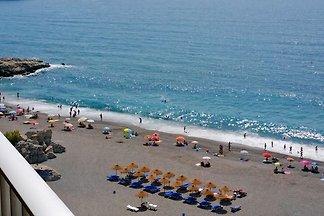 Strandwohnung, WiFi, Meerblick,