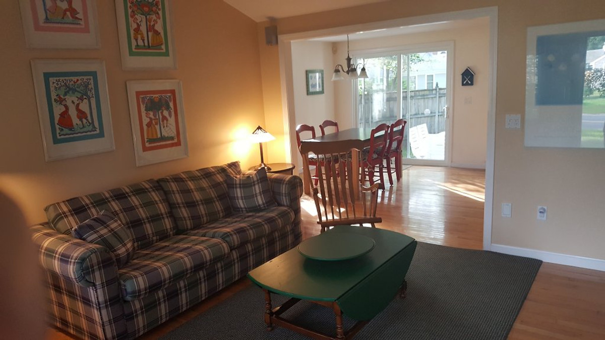 Cape Cod Room Menue