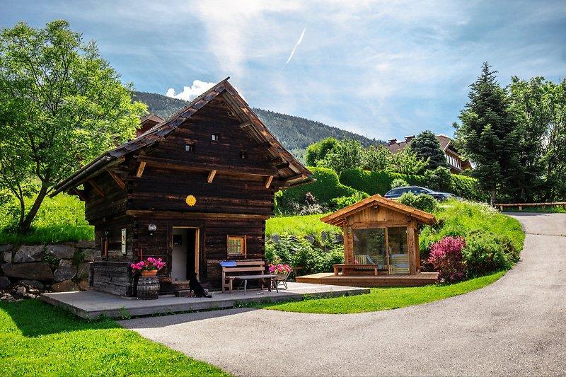 French Cottage with Garden-Sauna