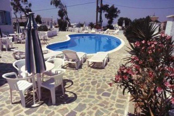 Hotel Babis auf Santorin in Santorini - Bild 1
