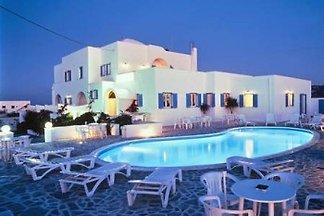 Hotel Babis auf Santorin