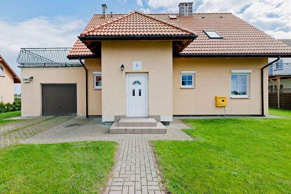 Ferienhaus Mowe in Miedzywodzie - Bild 1