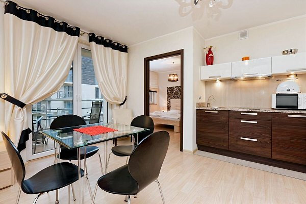 Exclusive Apartment in Swinoujscie - picture 1