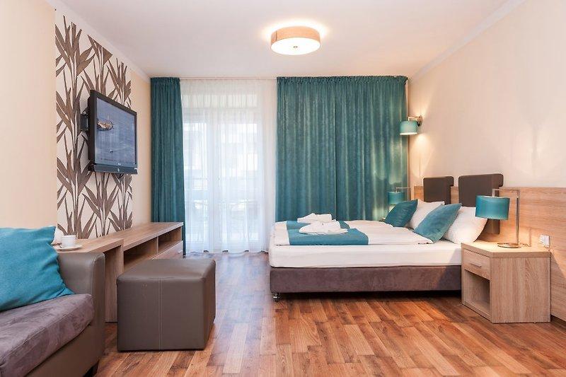 Hermoso apartamento Villa Mistral 23 en Swinoujscie - imágen 2
