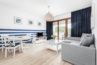 Cozy apartment Chełmońskiego 4C