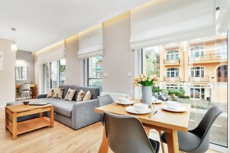 Comfortable apartment Nautilus 302