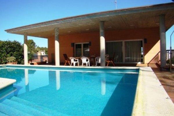 Villa Bagueny in Calonge - Bild 1