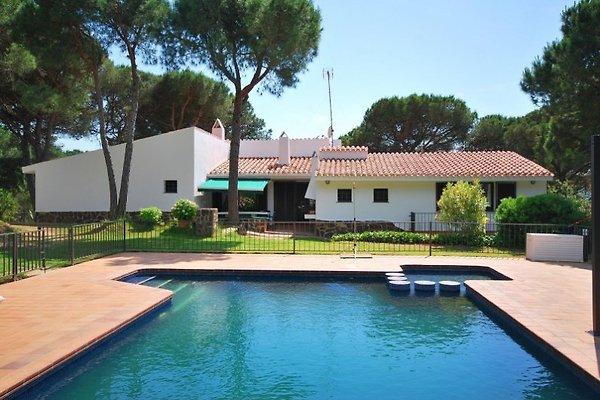 Villa El Rancho in Blanes - immagine 1