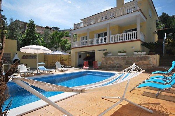 Villa California in Lloret de Mar - Bild 1