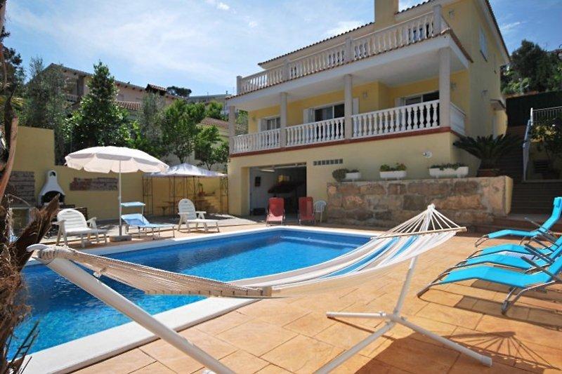 Villa California in Lloret de Mar - Bild 2