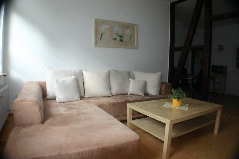 Wohnraum untere Wohnung