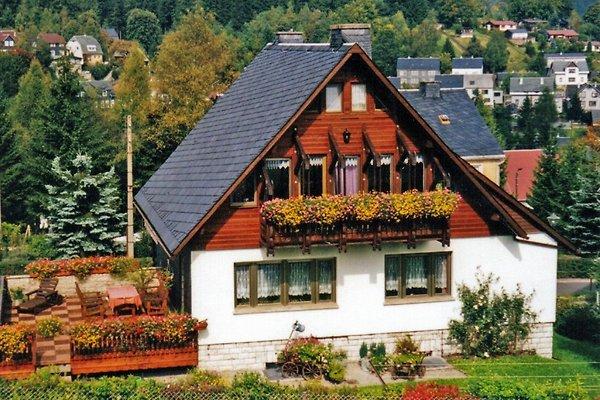 Mature vue sur la montagne Appartement  à Stützerbach - Image 1