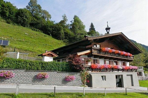 Ferienhaus Fuchsmoos en Uttendorf -  1