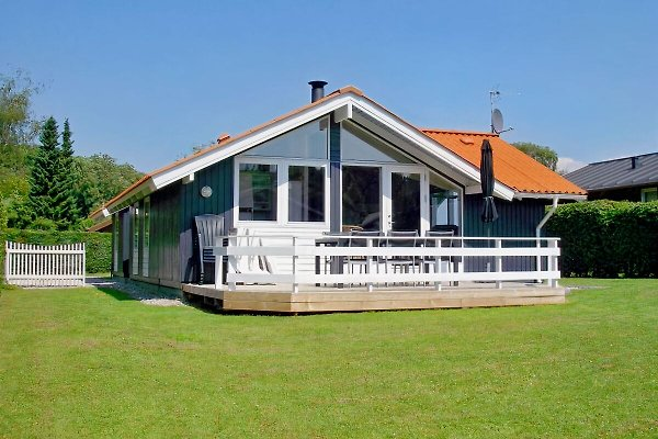Luxury holiday home Wi-Fi, 9 people. in Binderup Strand - picture 1