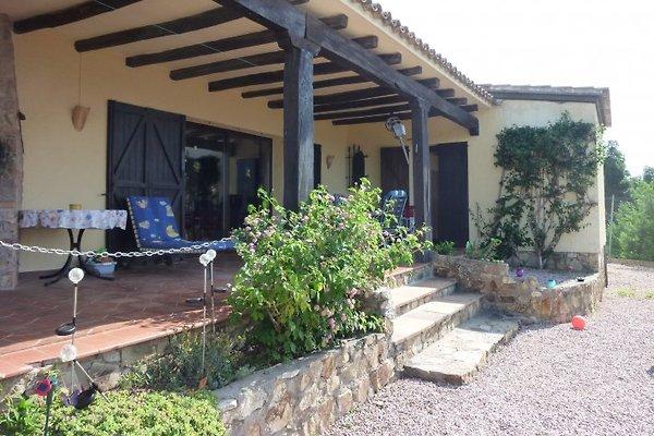 casa gina ferienhaus in castell platja d 39 aro mieten. Black Bedroom Furniture Sets. Home Design Ideas