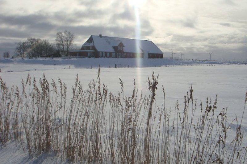 Auch im Winter ein schönes Reiseziel