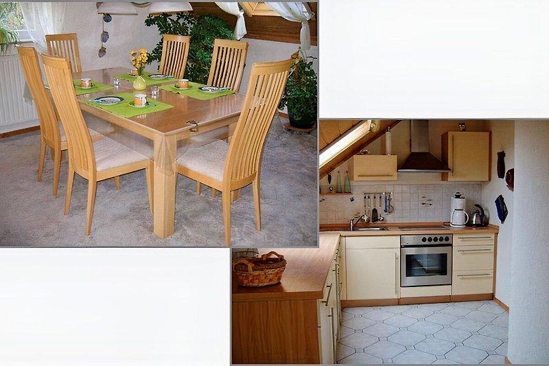 Esszimmer / Küche