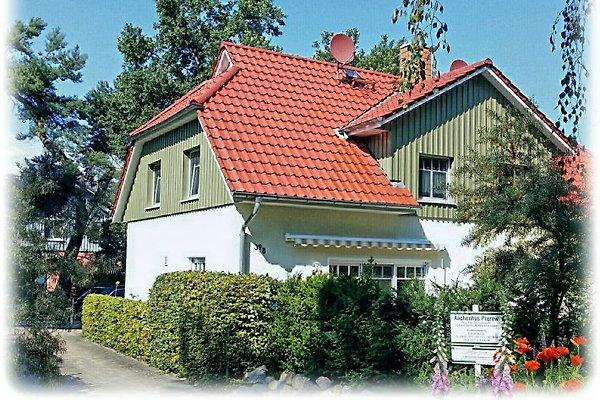 Ferienhaus AachenhusťDIREKTŤ en Prerow - imágen 1